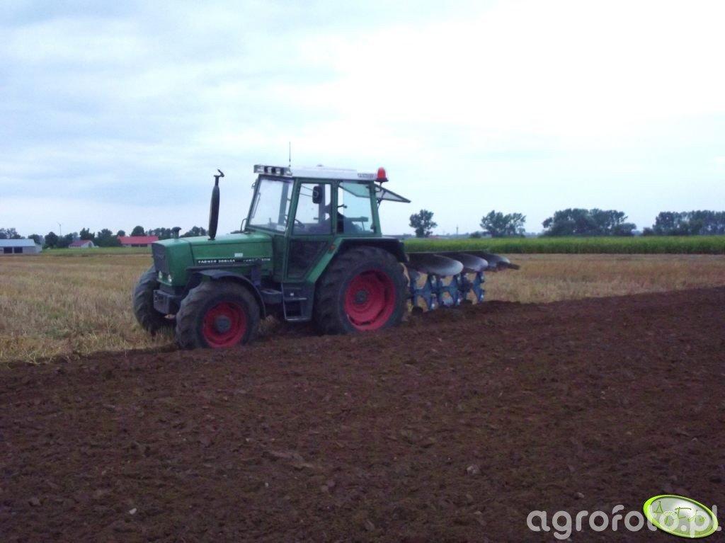 Fendt Farmer 306 LSA i Rabewerk