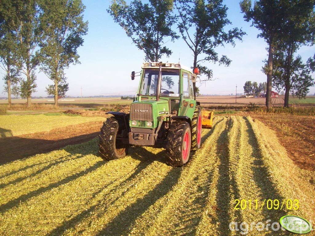 Fendt Farmer 306 LSA i Spych