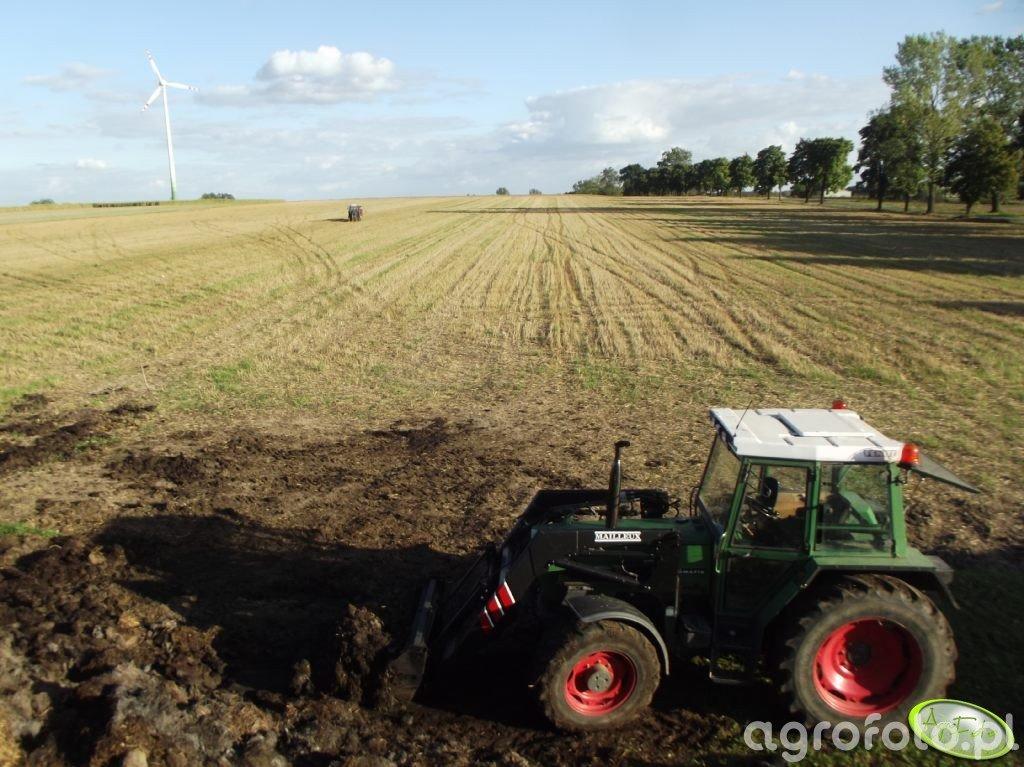 Fendt Farmer 306 LSA + Mailleux