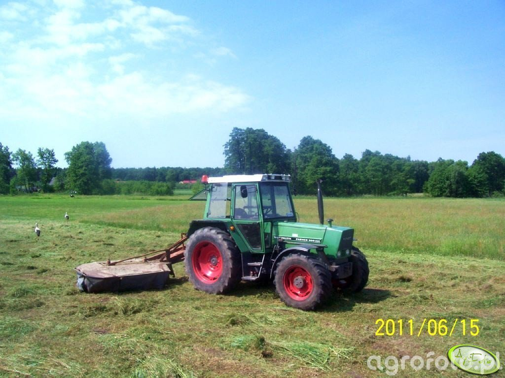 Fendt Farmer 306 LSA +PZ 186 CM