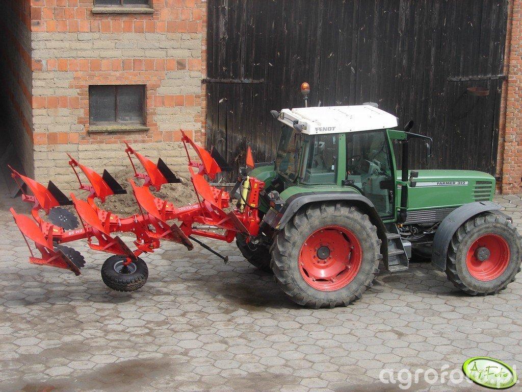 Fendt Farmer 312