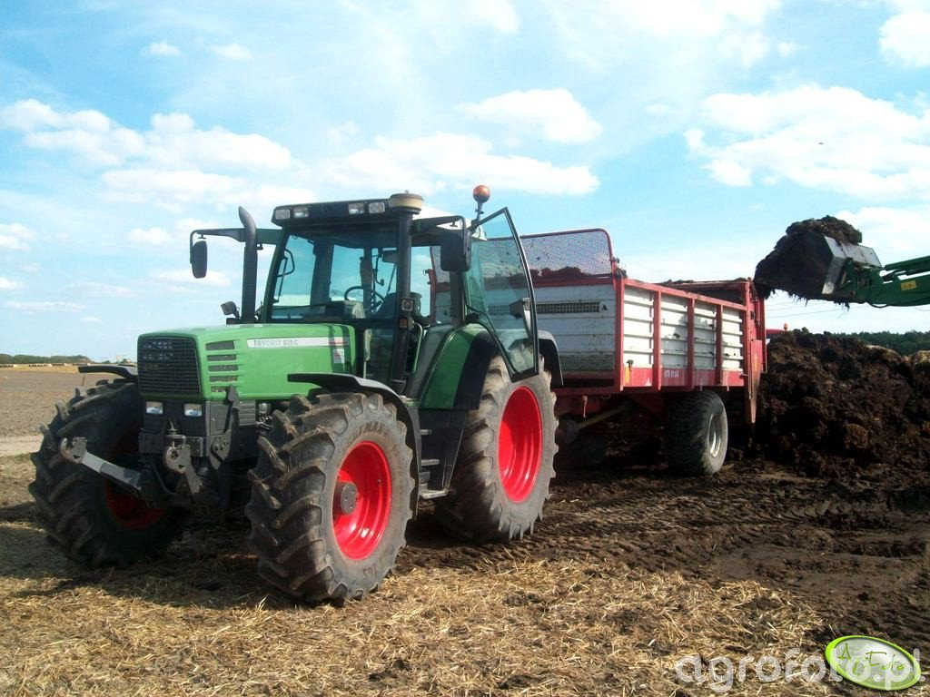 Fendt Favorit 515C & Annaburger HTS 91.04