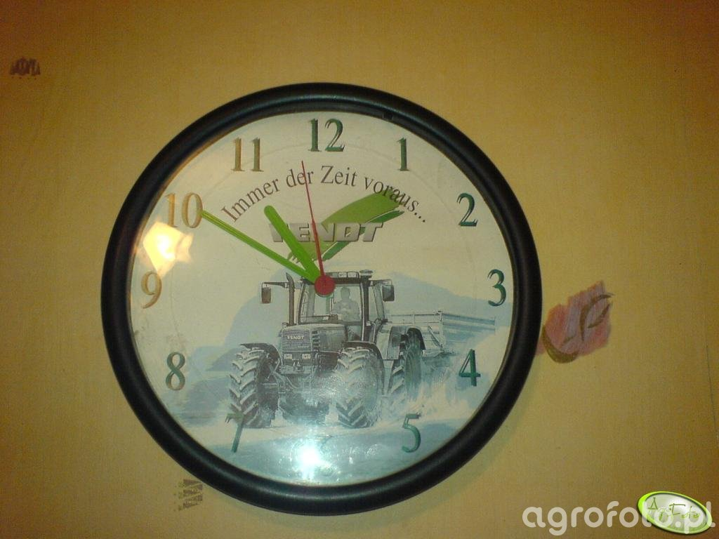 Fendt zegarek