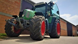 Fendt Favorit 714 Vario