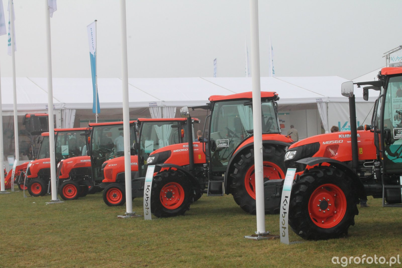 Kubota Agro Show 2014