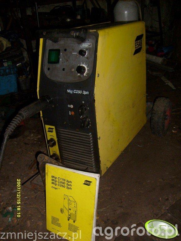 Esab Mig C250 3ph