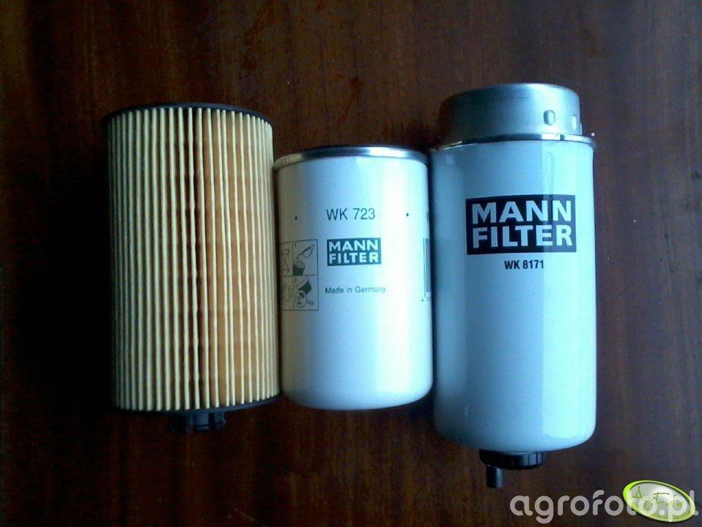 Filtry do DF Agrofarm 420