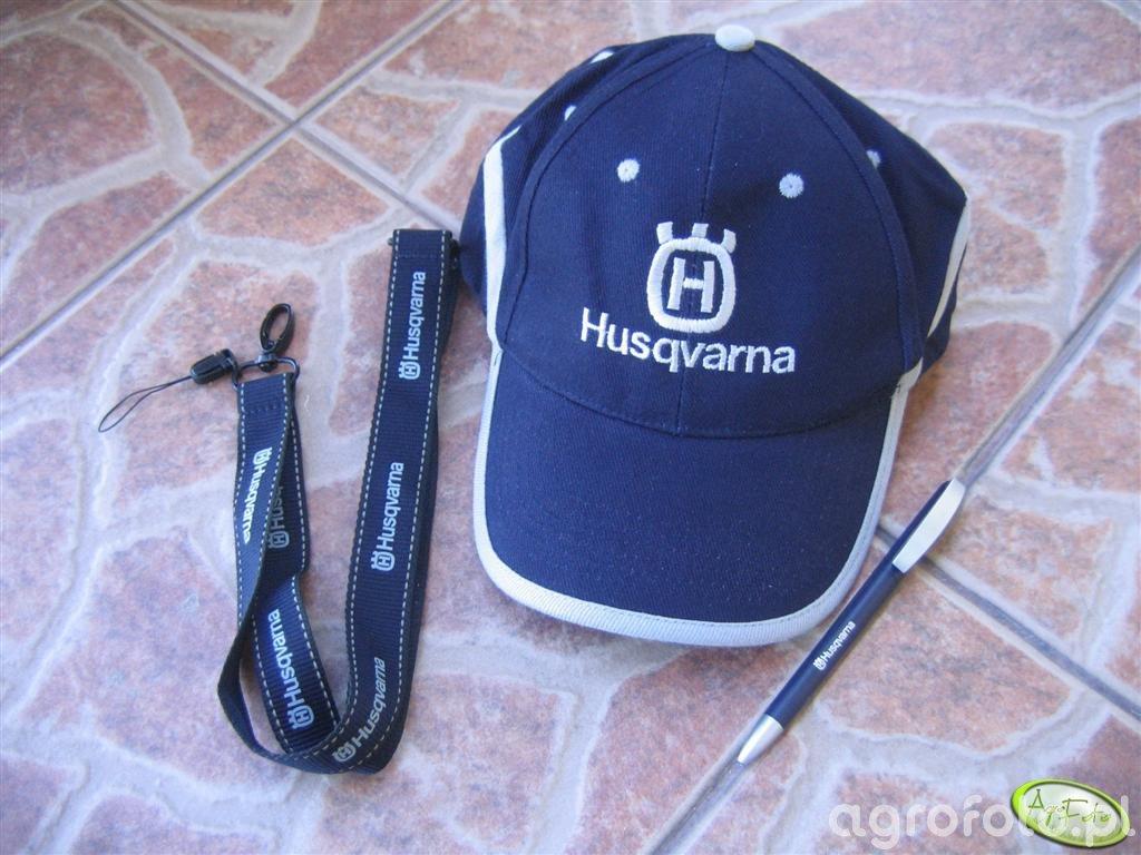 Gadżety Husqvarna