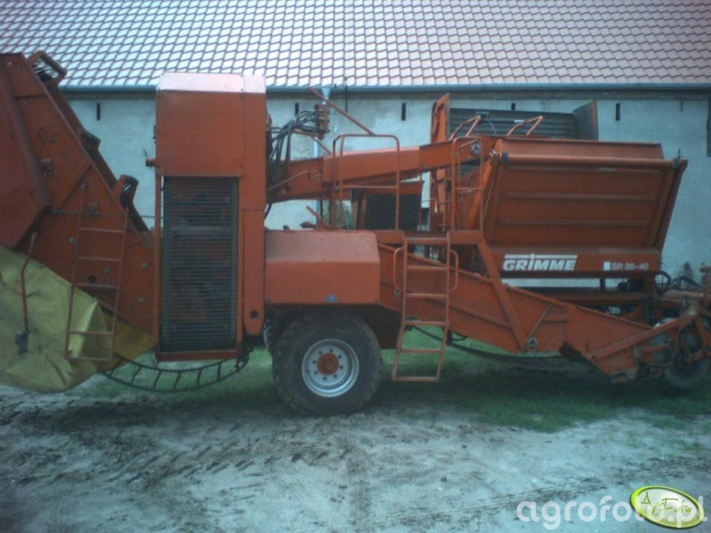 Grimme 80-40