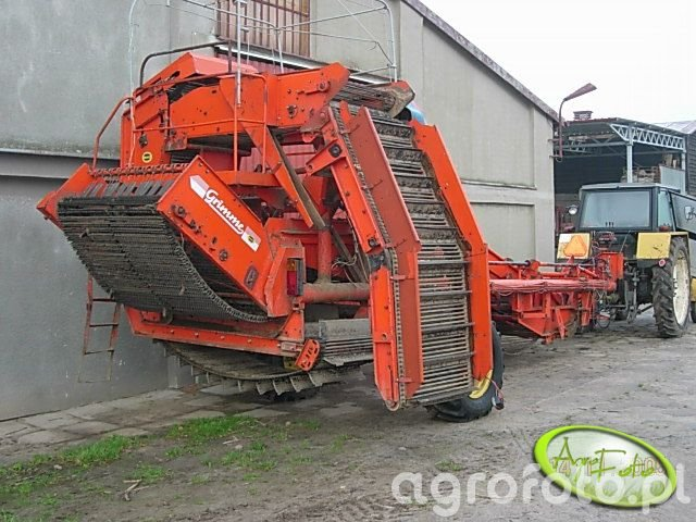 Grimme DL 1500