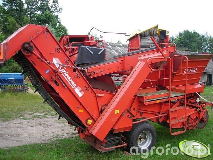 Grimme LK 650
