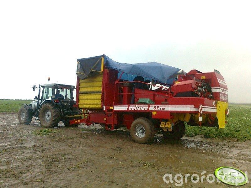 Grimme SE 140