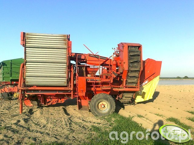 Grimme SL 750