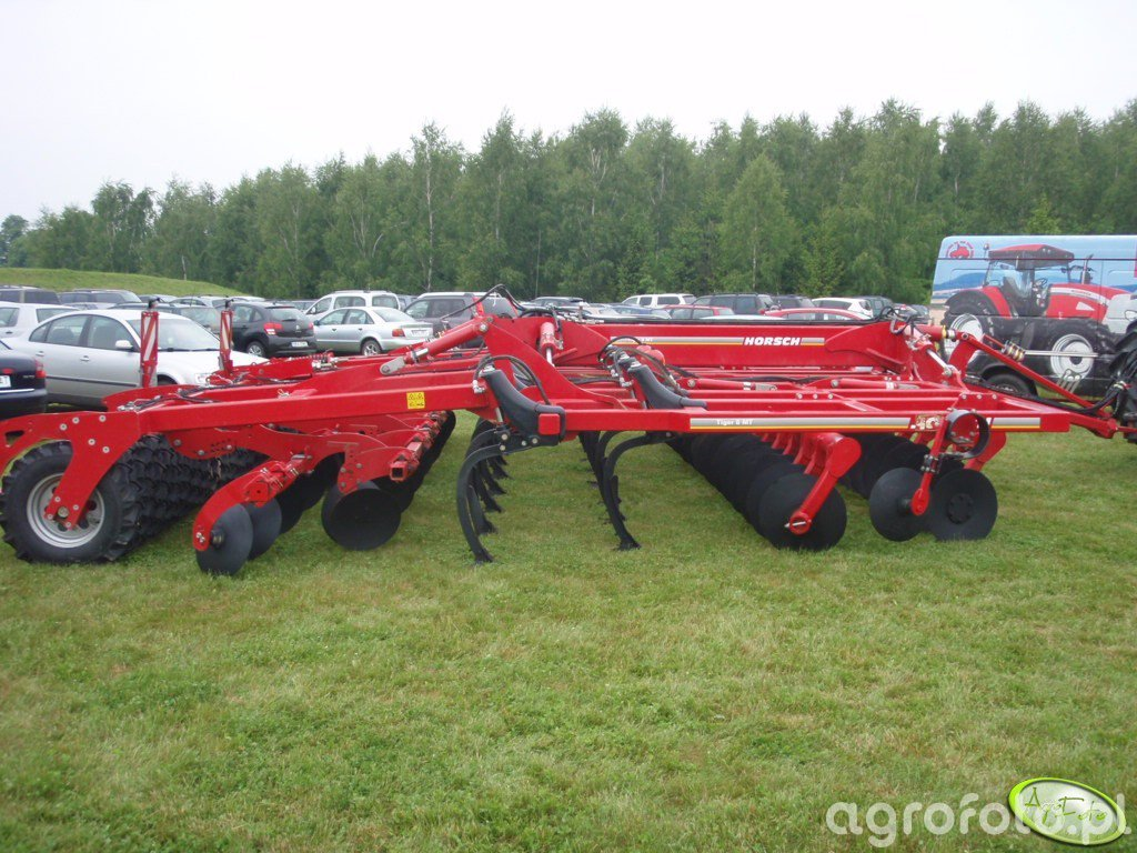 Horsch Tiger 8 AS