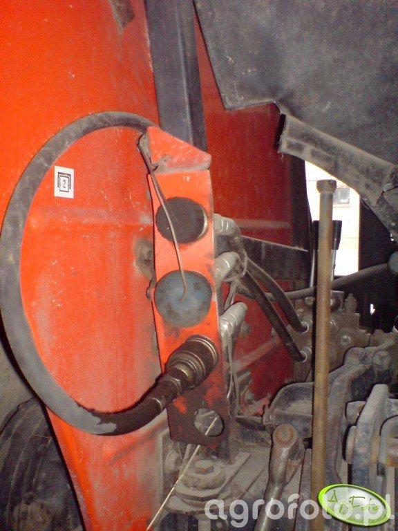 Hydraulika w Ursusie 3512