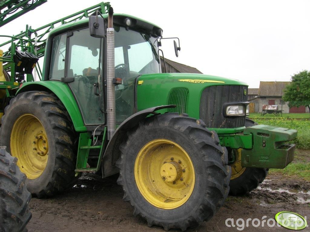 JD 6420 S