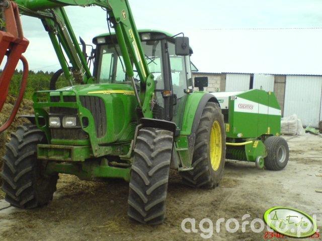 JD 6420 SE + Sipma Z - 279/1