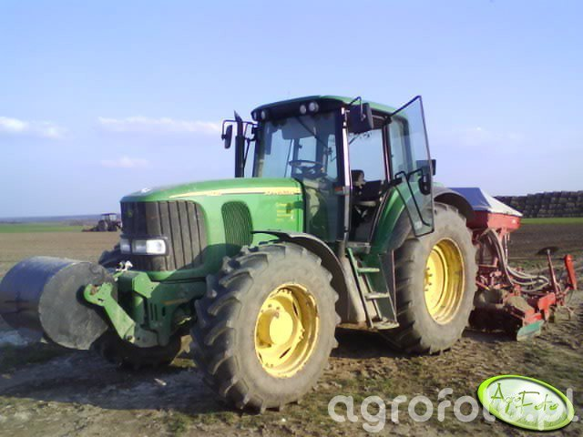 John Deere 6920 + Accord Da S
