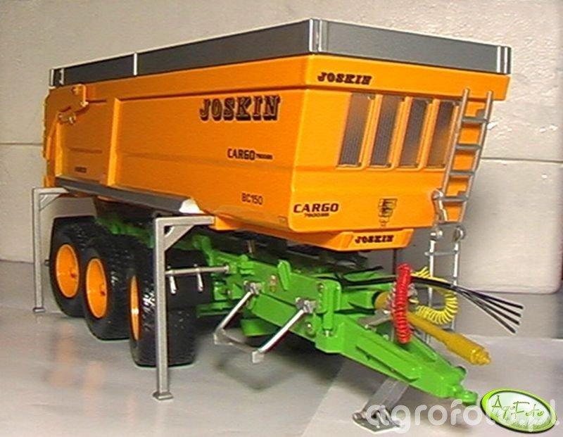 Joskin Trans-CARGO 7500/25