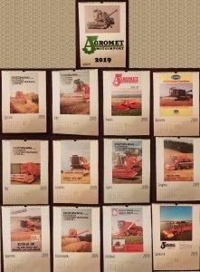 Kalendarz Agromet Motoimport