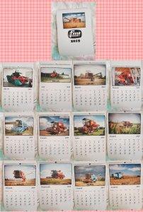 Kalendarz Fabryki Maszyn Żniwnych