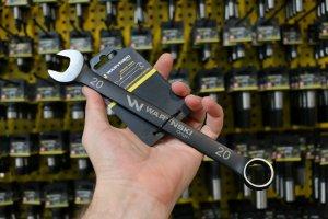 Klucz płasko-oczkowy Waryński