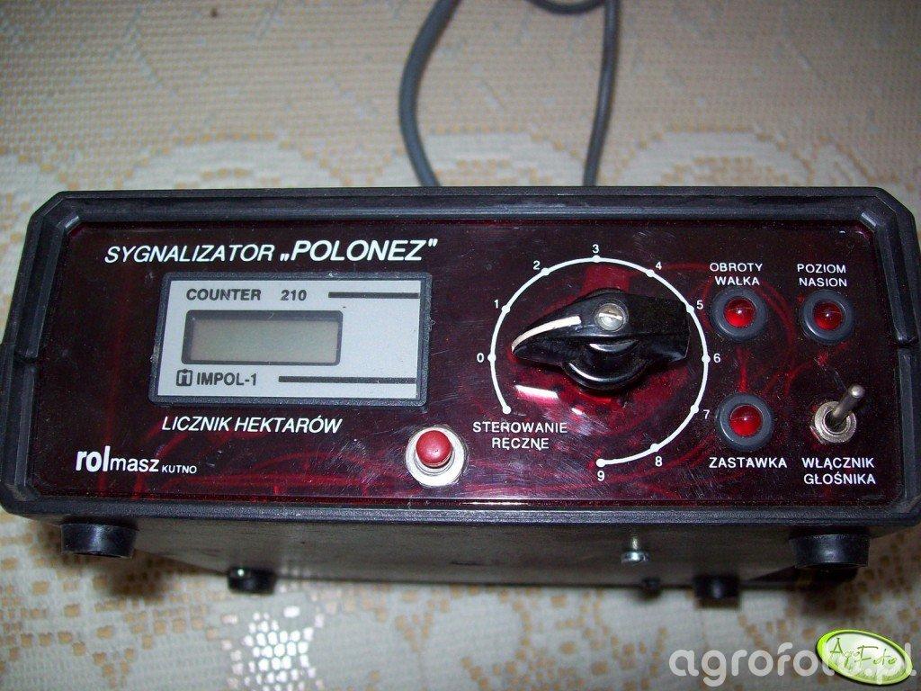 Komputer do siewnika Polonez SO78