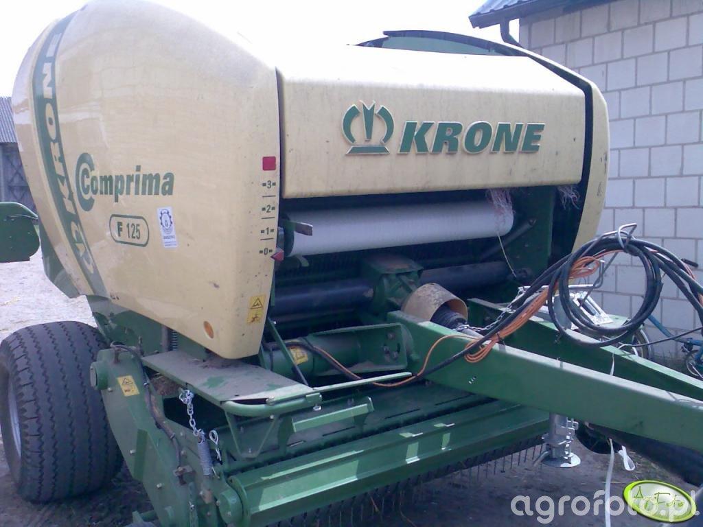 Krone Comprima F 125