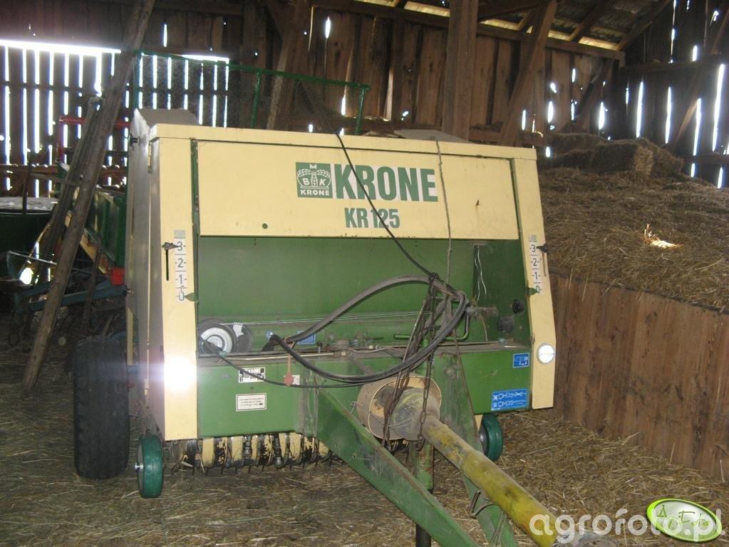 Krone KR125