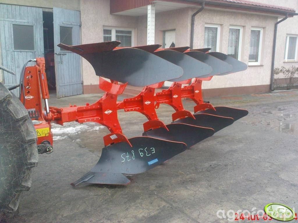 Kuhn Master 102 4-skibowy