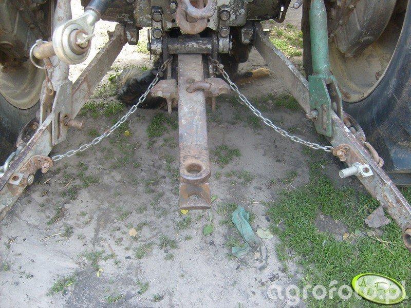 Łańcuchy boczne stabilizatory własnej roboty