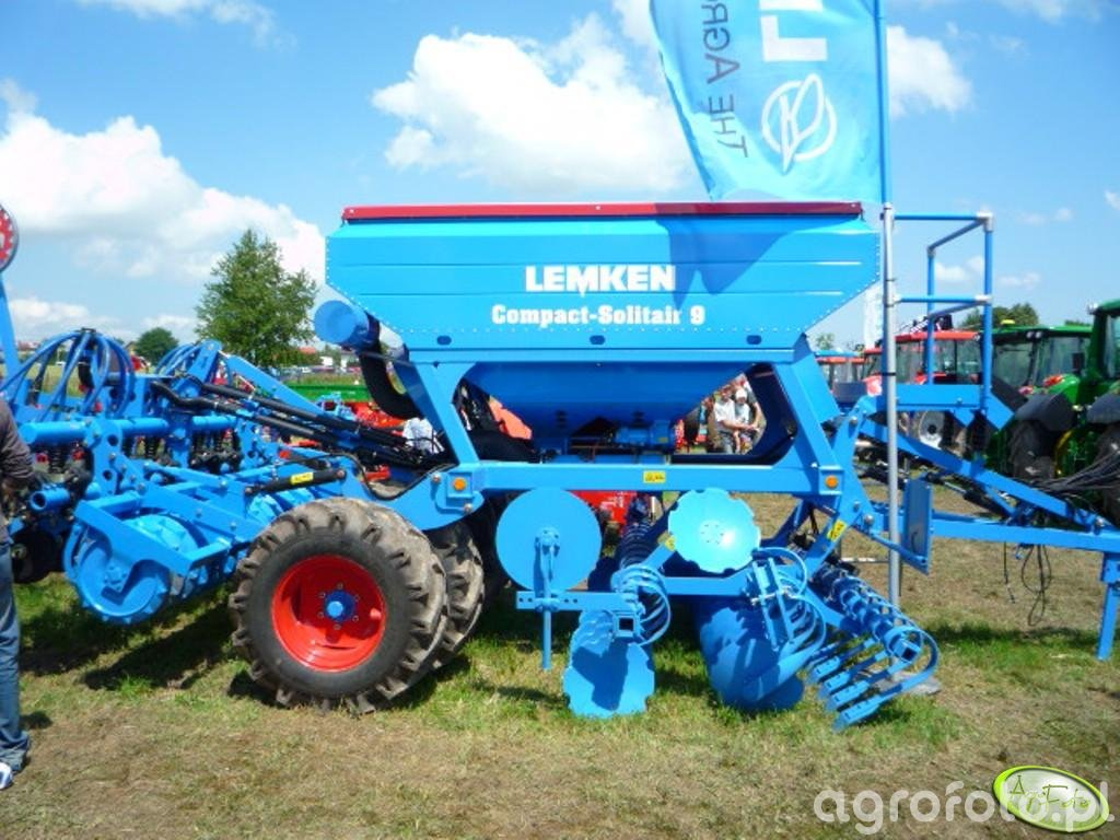 Lemken Compact-Solitair 9