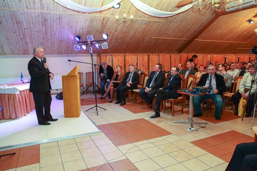 Leszek Hądzlik- Podlaskie Forum Bydla 2013