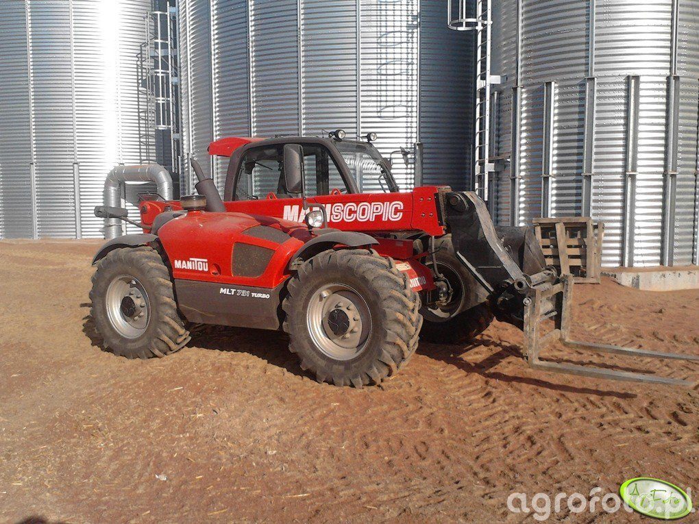 Manitou MLT 731 turbo