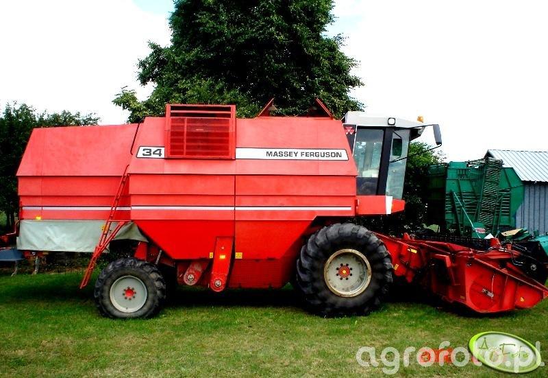 Massey Ferguson 34 4x4
