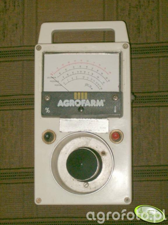Miernik wywilgotności AGROFARM