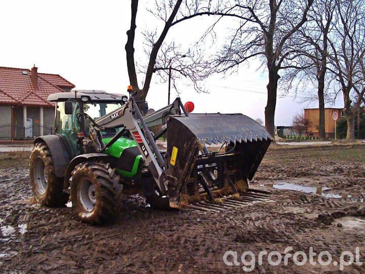 Deutz-Fahr Agrofarm 420PL