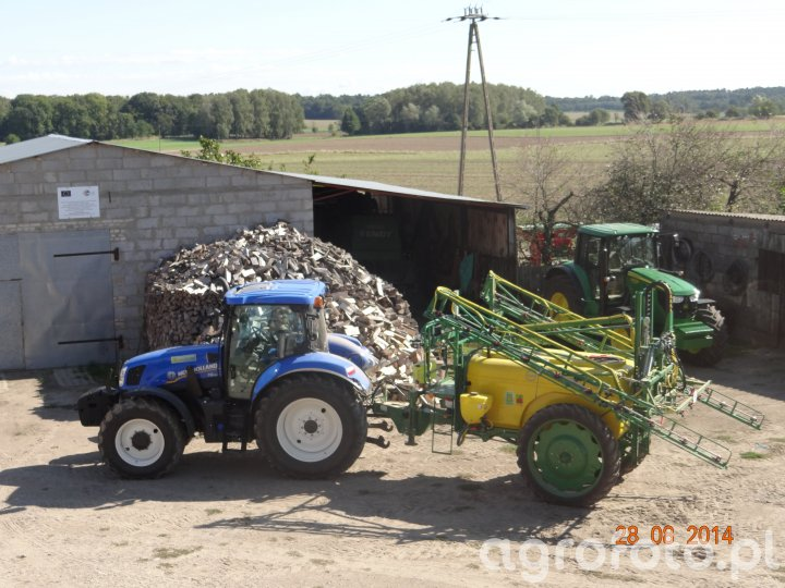 Pilmet 2518 Plus & New Holland