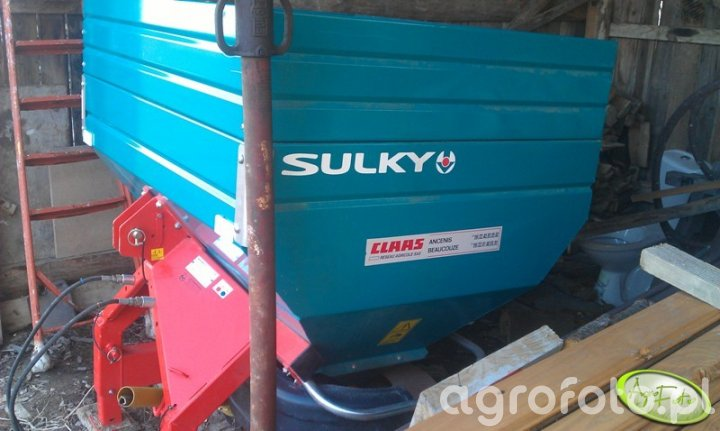 Sulky DRV 1250