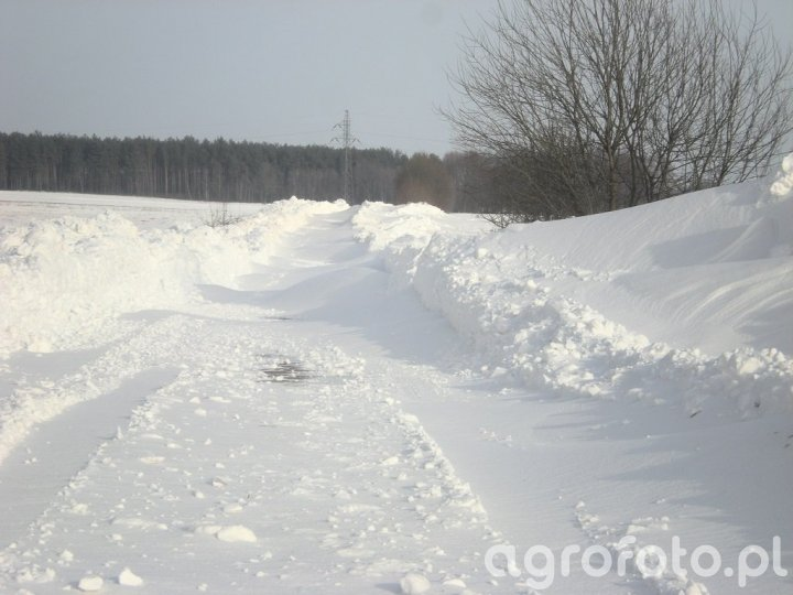 Droga do mojej wsi