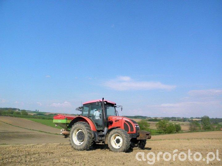 Zetor Forterra 9641 + Unia Group MXL 1200