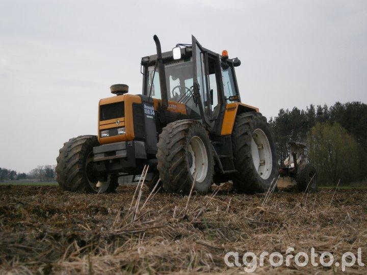Renault + Krone 3x45