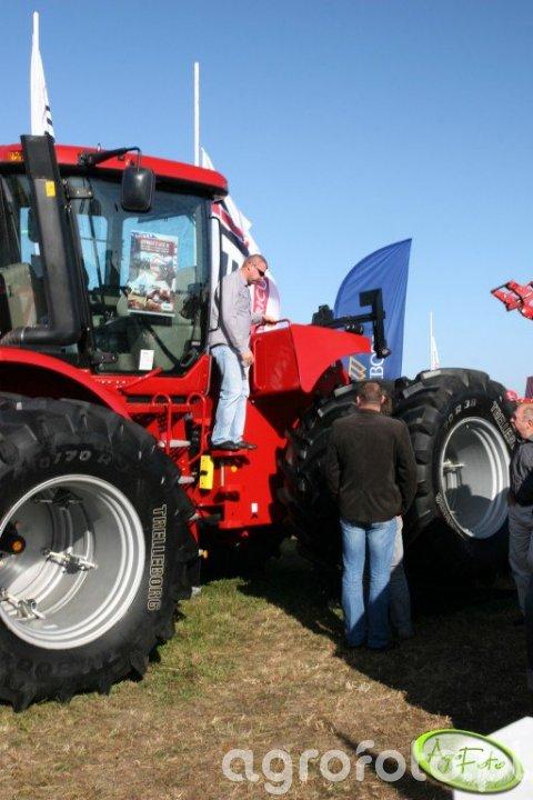 Agro Show 2011 - Case