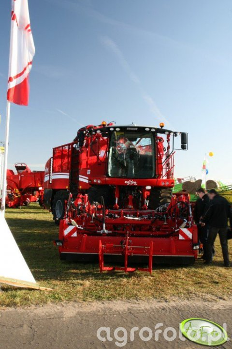 Agro Show 2011 - Grimme
