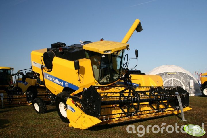 Agro Show 2011 - New Holland