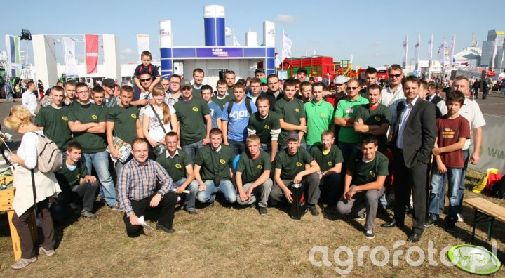AGRO SHOW 2011 Sobota - Spotkanie AgroFotowiczów