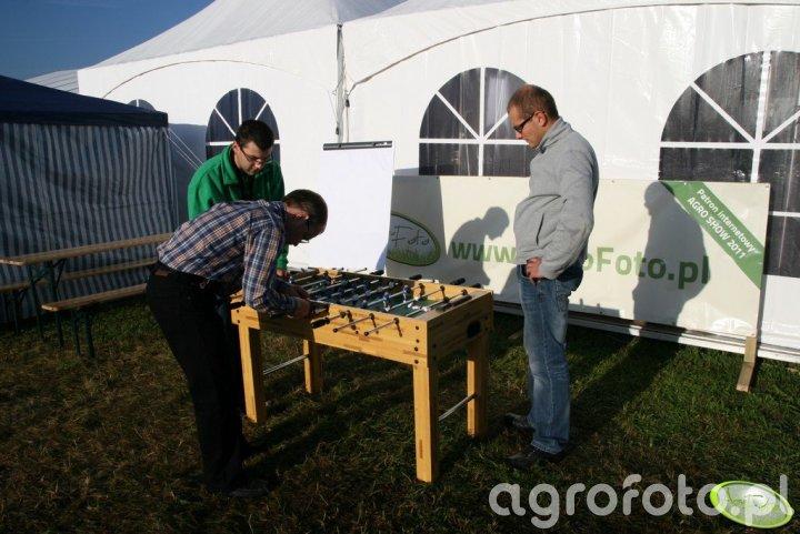 Agro Show 2011 - stoisko Agrofoto