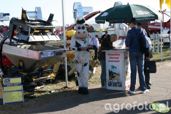 Agro Show 2011 - stoisko TAP