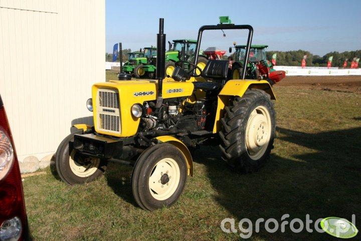 Agro Show 2011 - Ursus C-330