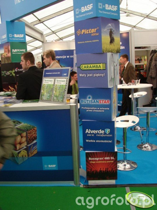 AgroTech 2010 BASF